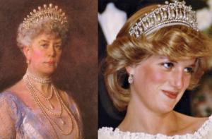 Entenda o que distingue uma tiara de uma coroa